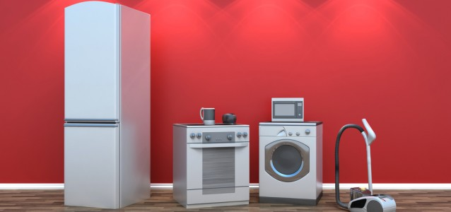 picture of electrical appliances