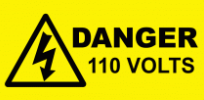 When operating in an environment with complex and hazardous electrical wiring, ensure your personnel are kept out of harms way, with our health and safety signs.