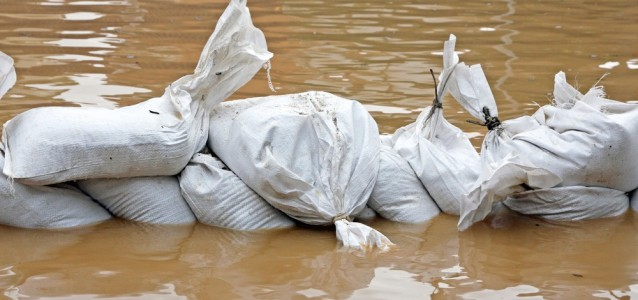 picture of sand bags