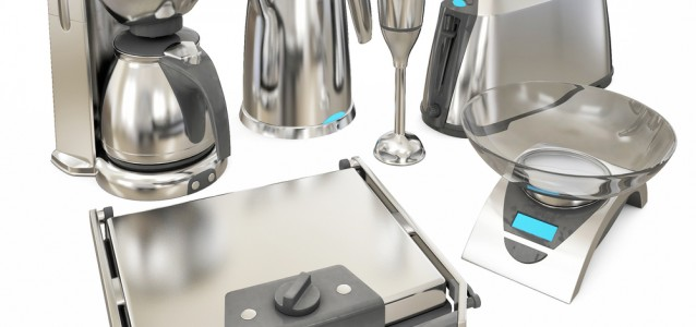 picture of kitchen appliances