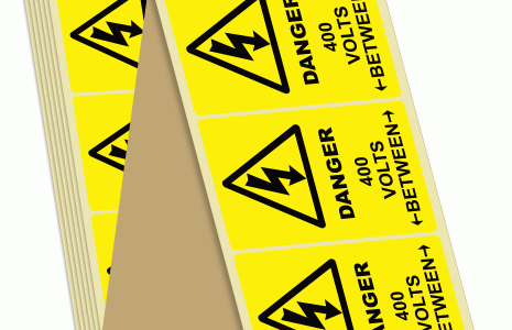 Health and Safety Labels