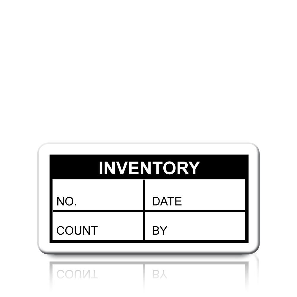 Weatherproof Inventory Tags - 0425